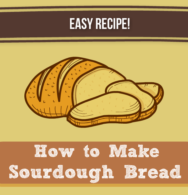 Sourdough Bread Making Video