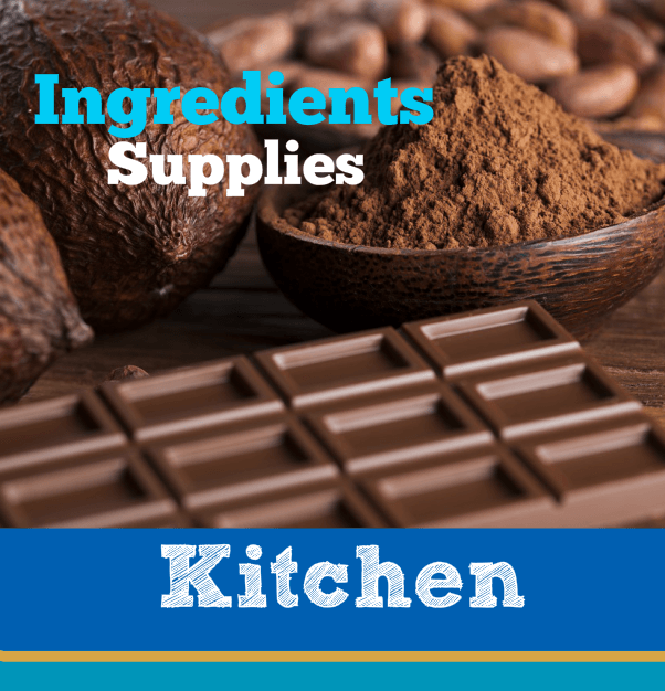 Shop kitchen supplies