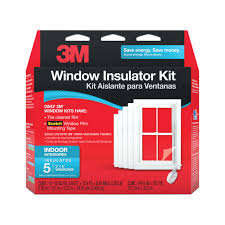 Kit for insulating windows