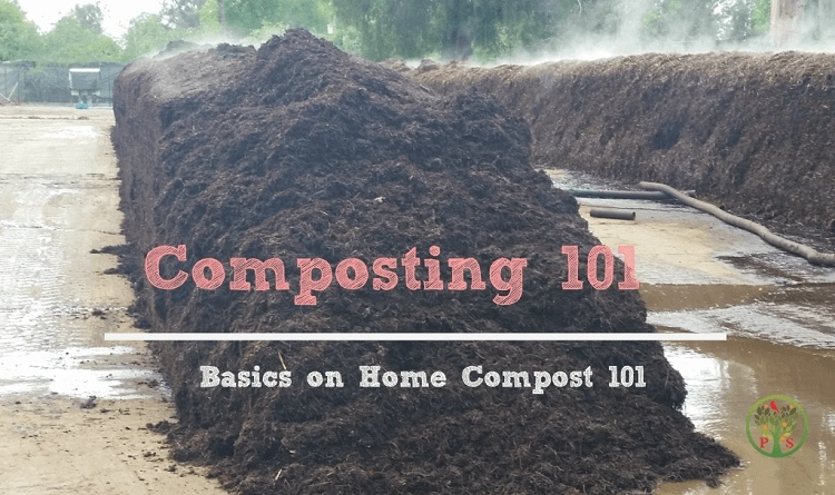 101 on composting