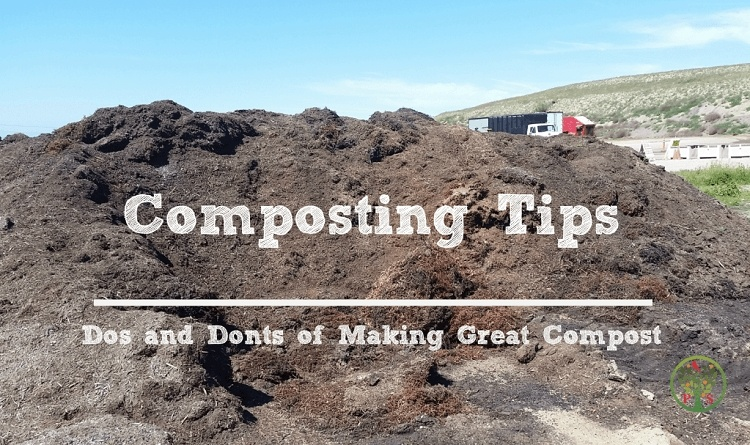 making great compost