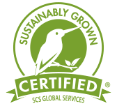 sustainably grown certification